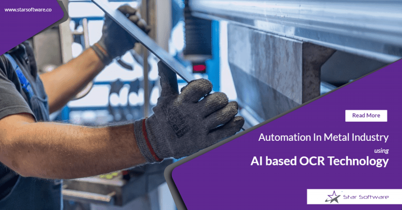 Automation in Metal Industry